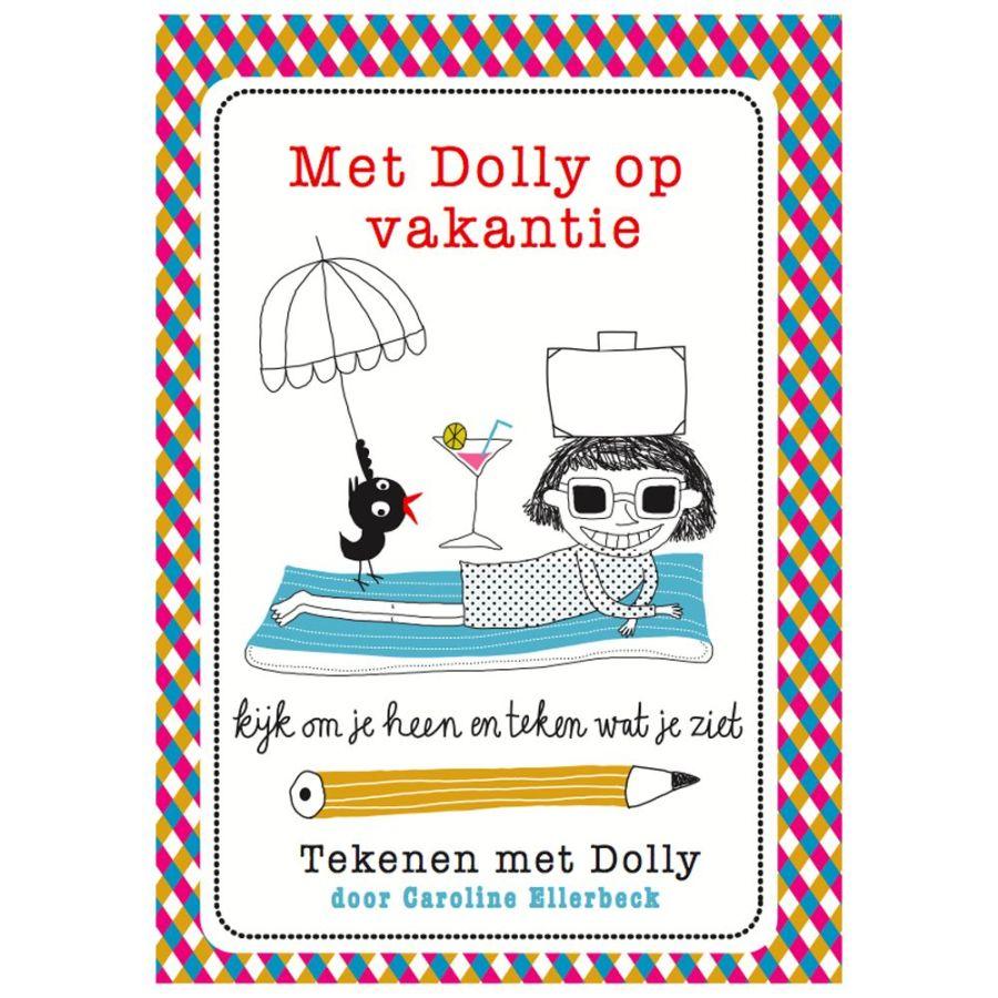 caroline-ellerbeck-tekenen-met-dolly-met-dolly-op